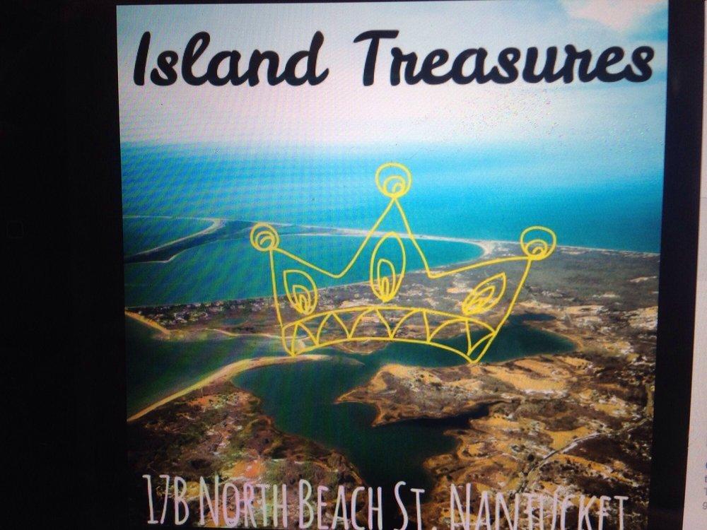 Island Treasures: 17B N Beach St, Nantucket, MA