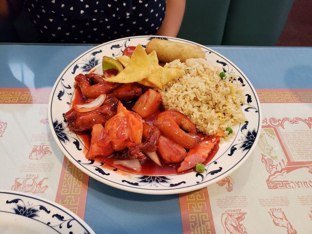 Happy Garden Chinese Restaurant: 605 Main St, Chester, CA
