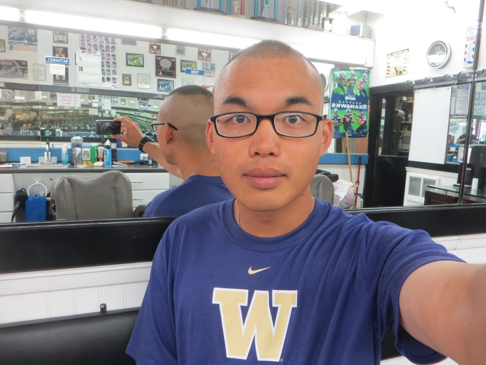 The High And Tight Haircut That They Gave Me Yelp