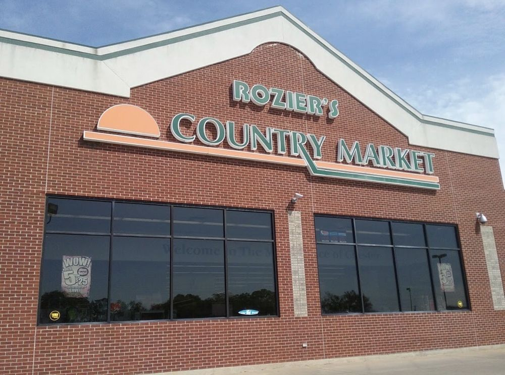 Rozier's Country Market: 800 Chester Ctr, Chester, IL