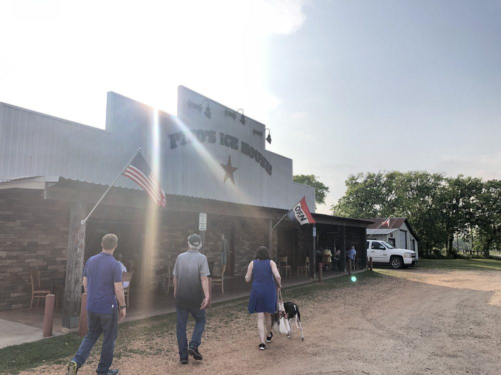 Pivos Ice House: 1564 Fm 1291 S, Lone Oaks, TX