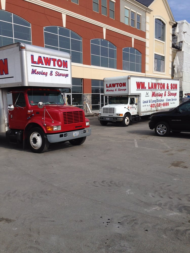 Lawton Moving & Storage