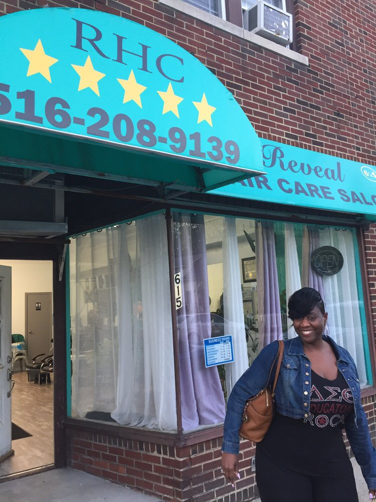 Reveal Hair Care Salon: 615 Seaman Ave, Baldwin, NY