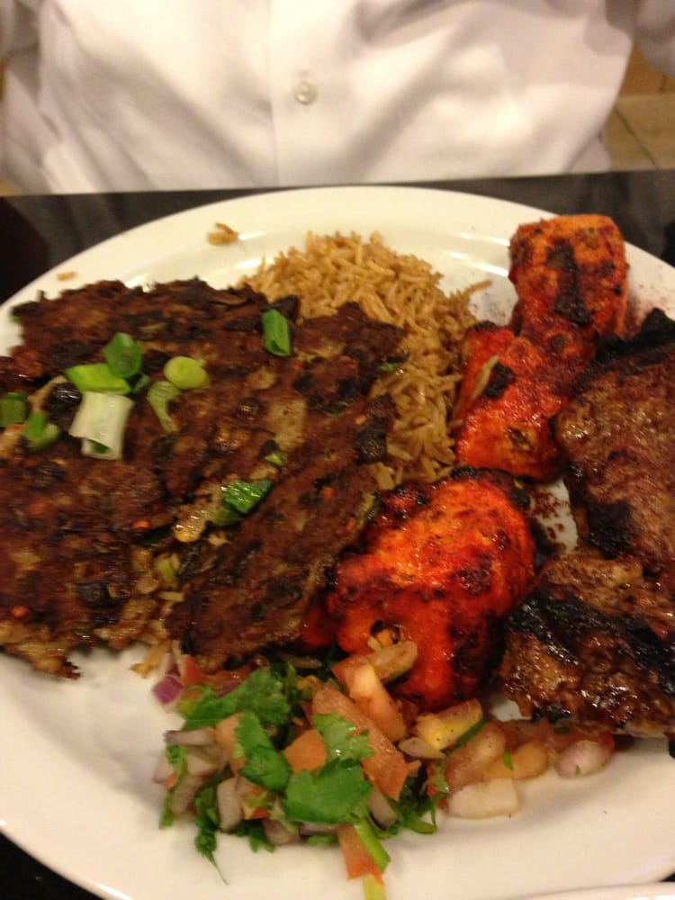 Combination kabob yelp for Afghan cuisine fremont