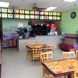 Photo Of China 1 Olathe Ks United States Counter And Dining Area