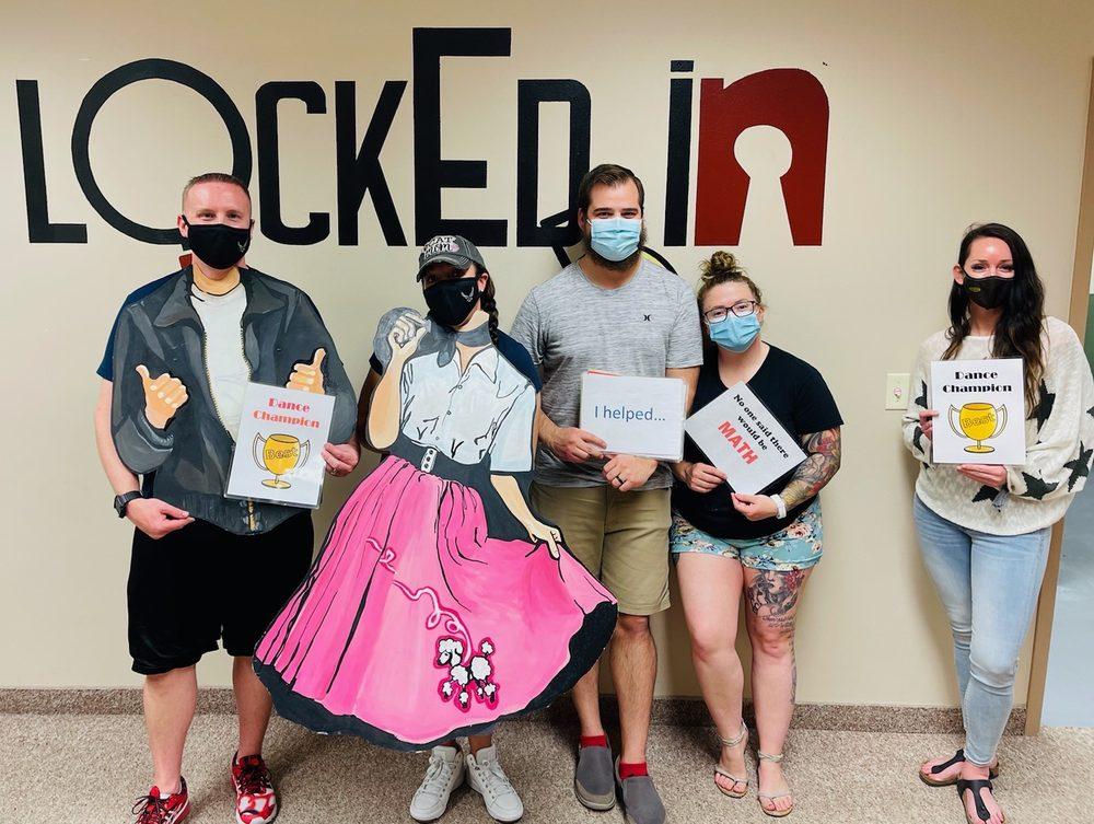 Social Spots from Locked In Escape Room