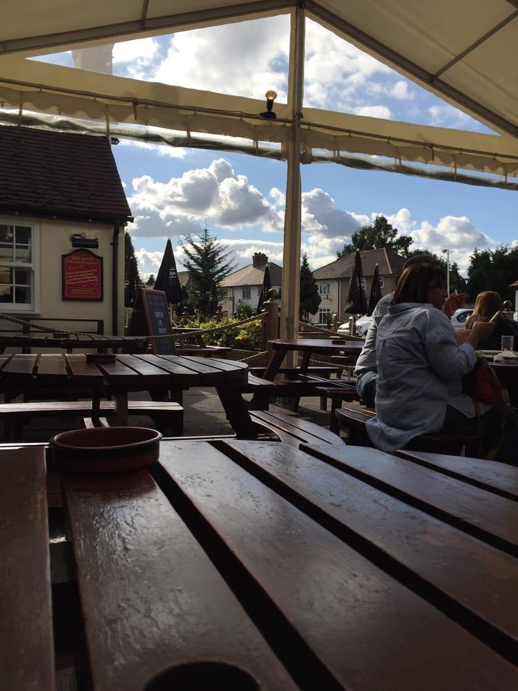 Traditional pub food yelp for The pheasant pub london