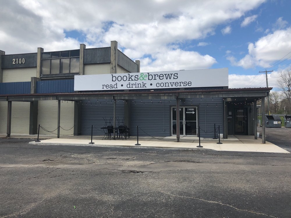 Books & Brews - Muncie: 2100 W White River Blvd, Muncie, IN