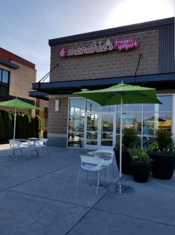 Menchie's Frozen Yogurt: 2543 172nd St NE, Marysville, WA