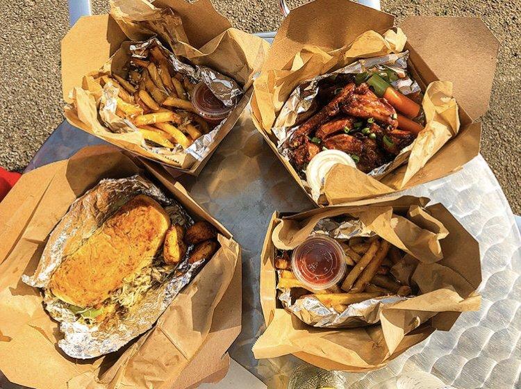 9th Ave Street Food: 638 Evans St, Atlanta, GA
