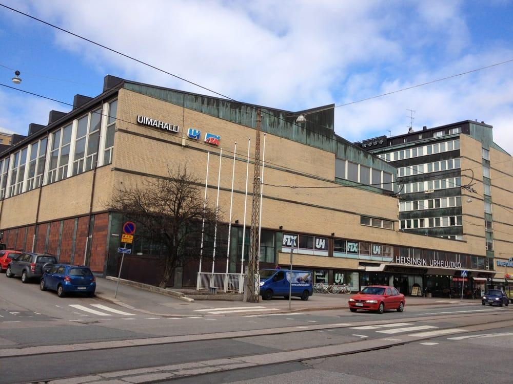 Helsingin Urheiluhallit