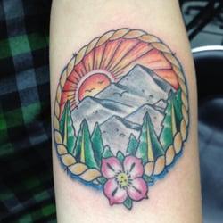 Morgantown tattoo