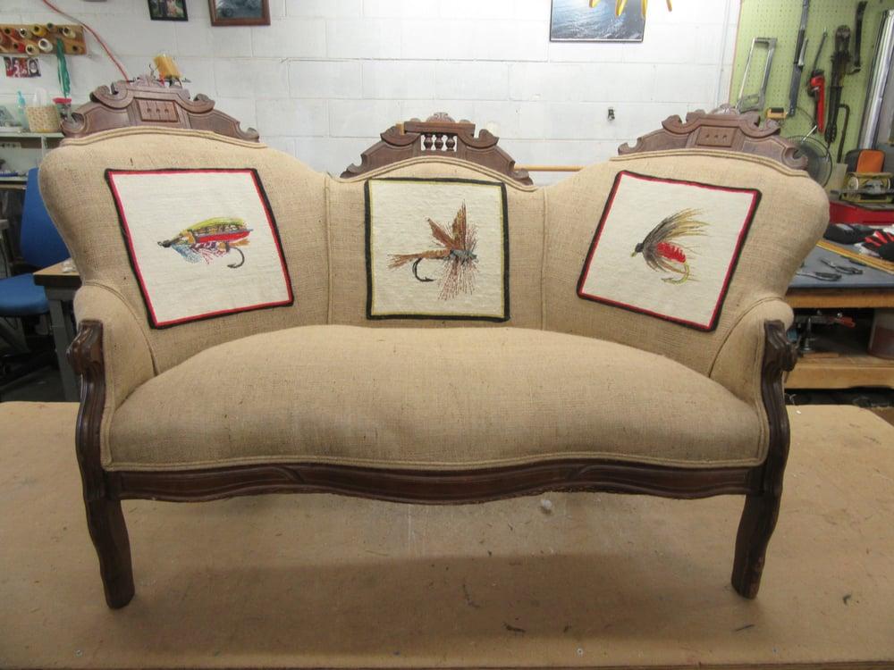 Budget Upholstery: 223 Blue Ridge St, Hendersonville, NC