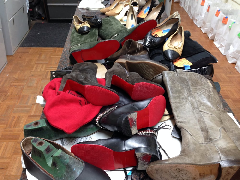 Weston Shoe Repair: 584 Boston Post Rd, Weston, MA
