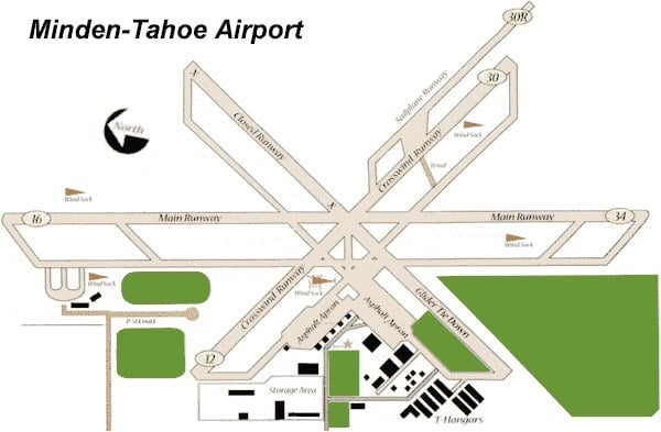 Minden Tahoe Airport