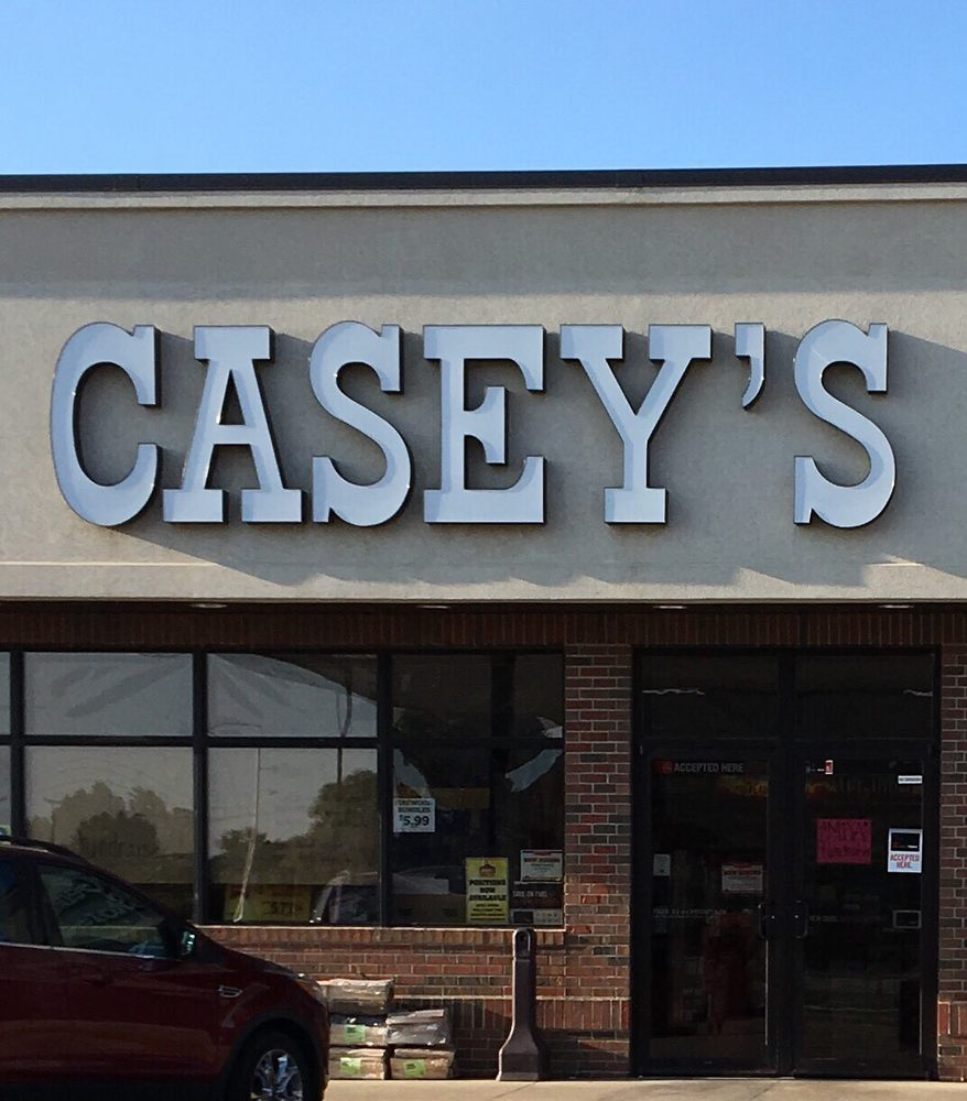 Caseys Carry Out Pizza: 803 W Cedar St, Beresford, SD