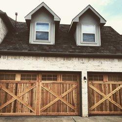 Photo Of Adams Superior Garage Doors   Dallas, TX, United States. Custom  Cedar