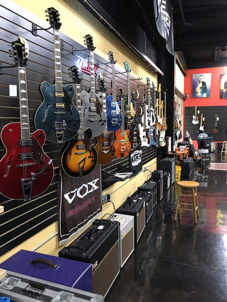 Harry's Guitar Shop