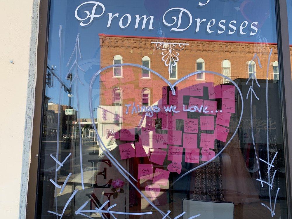 Sisters Bridal Boutique: 101 W Main St, Van Wert, OH