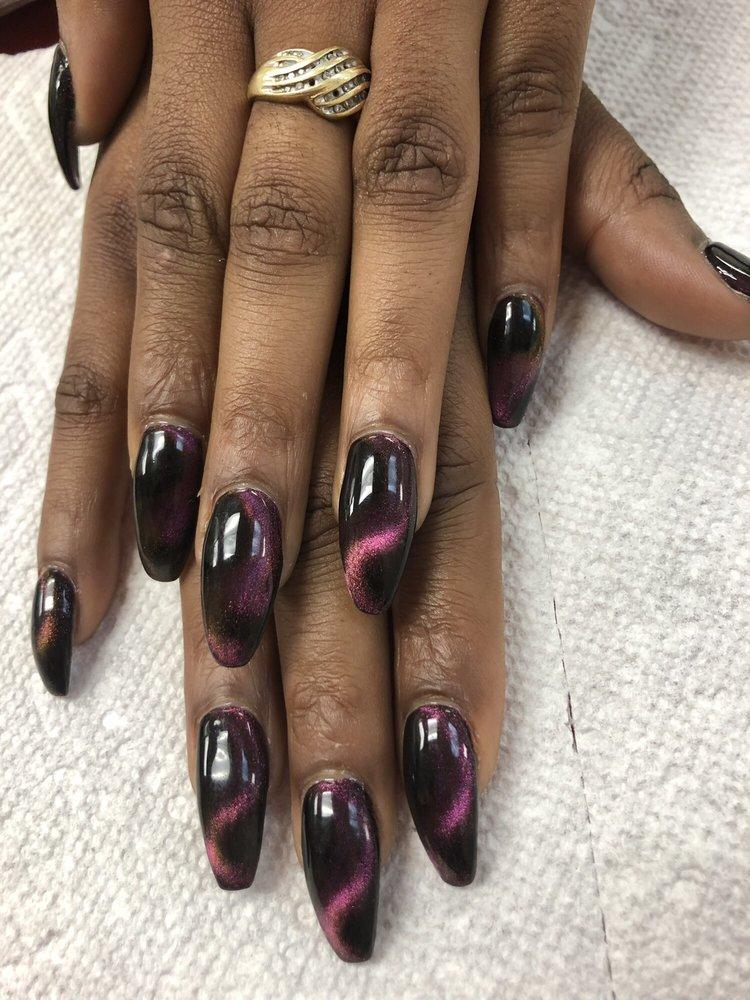 Rainbow Nails Salon: 756 Colonel Ledyard Hwy, Ledyard, CT