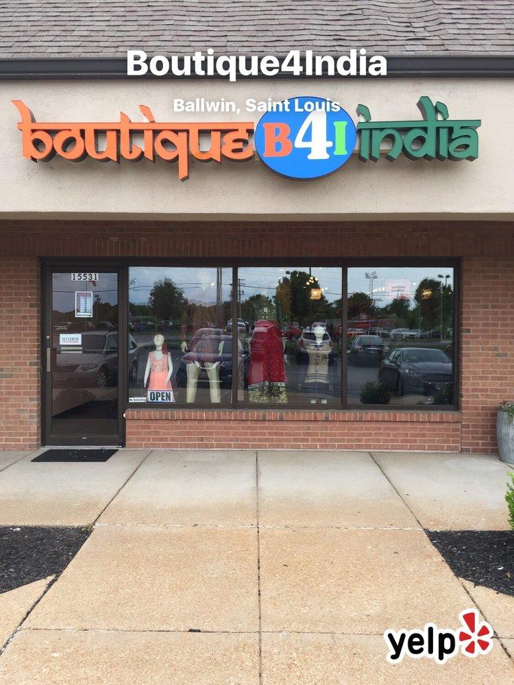 Boutique4India: 15531 Manchester Rd, Saint Louis, MO