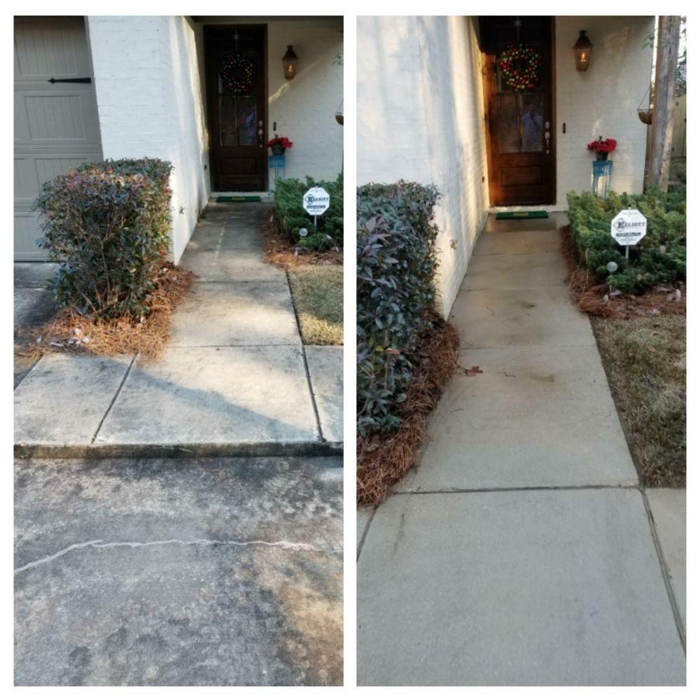 Priority Exterior Cleaning: Ridgeland, MS