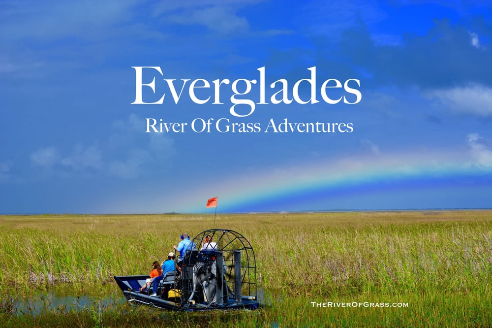 Everglades The River of Grass Adventures
