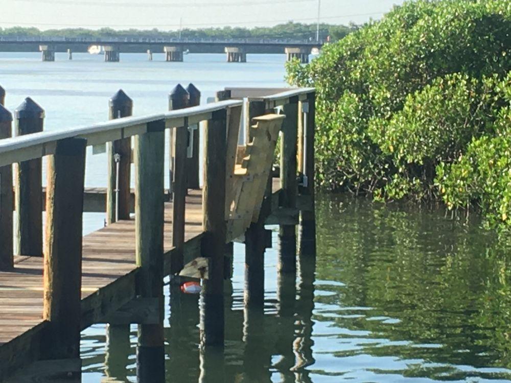 Pristine Yacht Dock & Boat Works: 7175 Jarvis Rd, Sarasota, FL