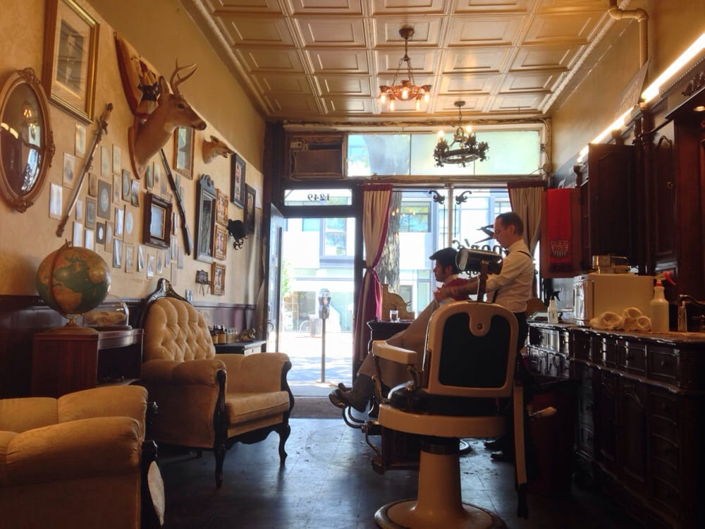 Boost Near Me >> Turner's Barber Shop & Shaving Parlor - 18 Photos - Barbers - University District - Columbus, OH ...