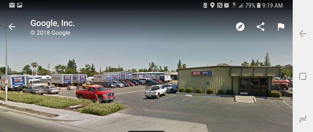 Avis: 1599 W 16th St, Merced, CA