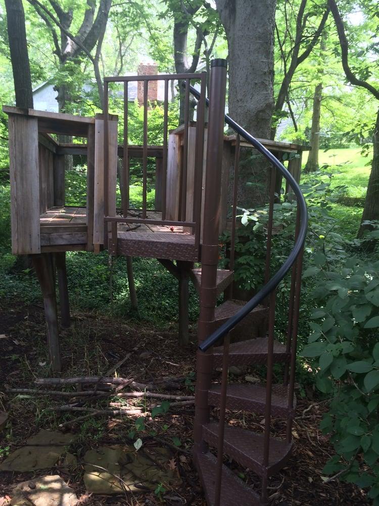 Tree House Stairs Yelp