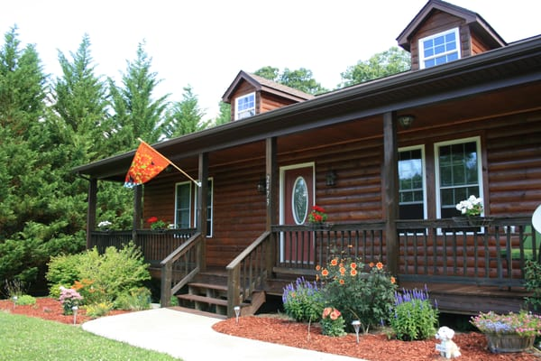 Great Escape Cabin Vacation Rentals Shenandoah Va