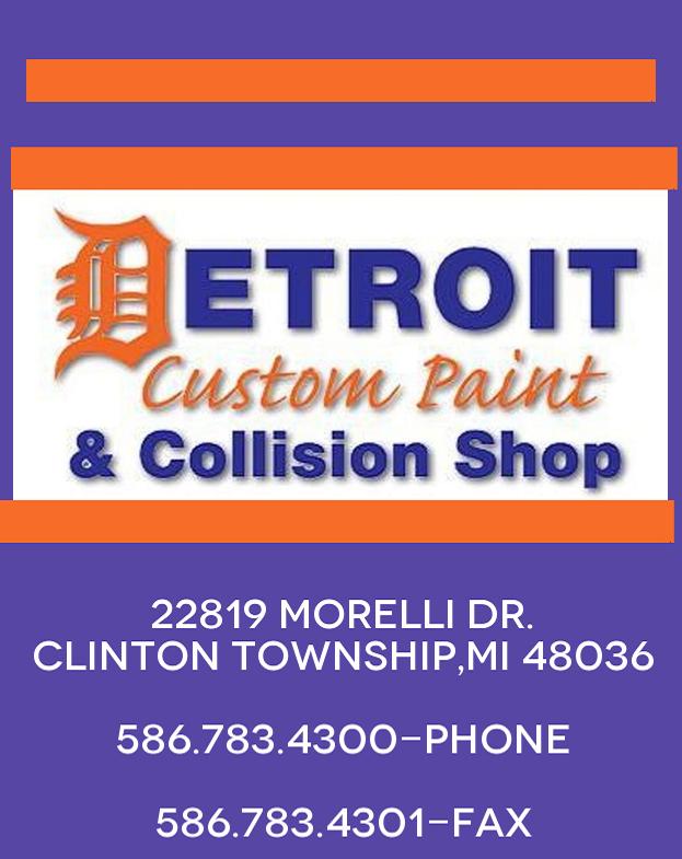 Paint And Body Shops Near Me >> Detroit Custom Paint & Collision Shop - 13 Photos - Body Shops - 22819 Morelli Dr, Clinton ...