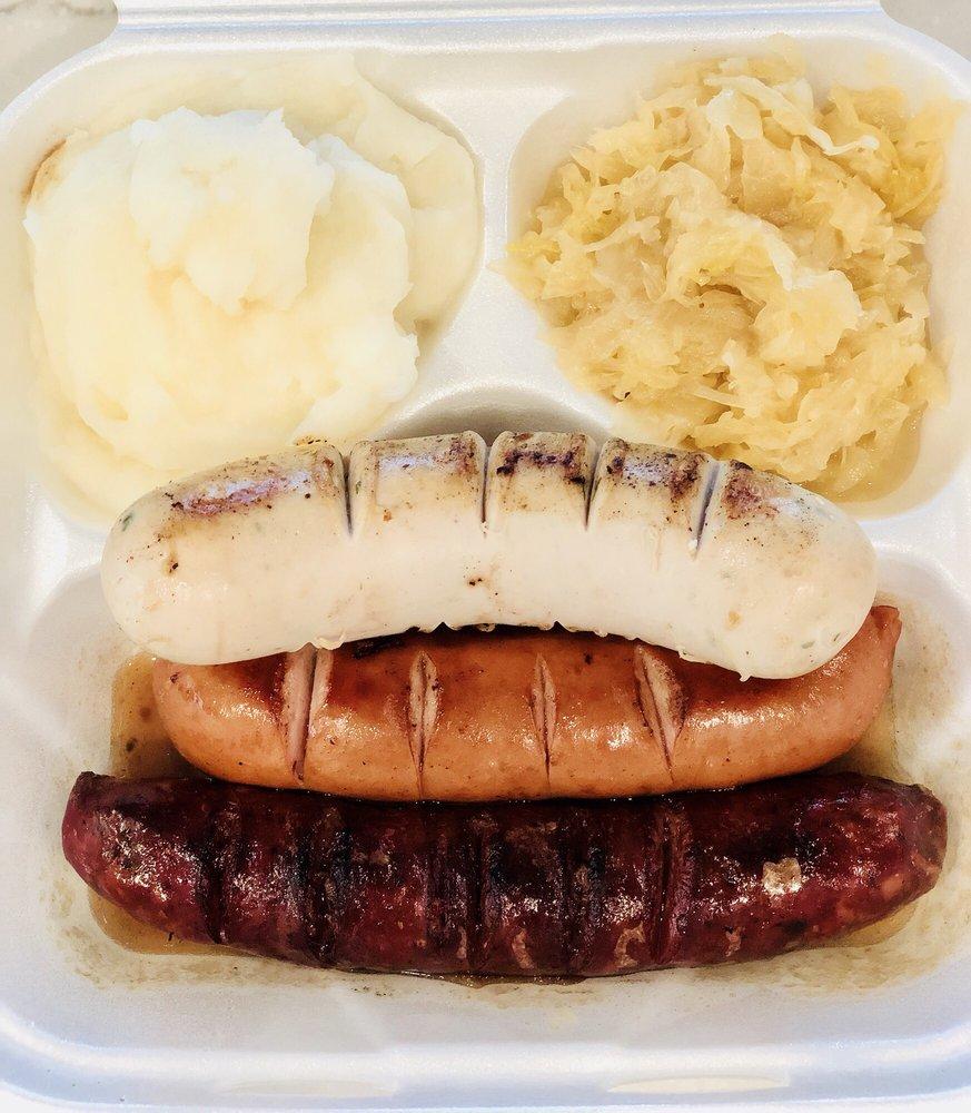 Bavarian Sausage Delicatessen: 8705 SW Locust St, Tigard, OR