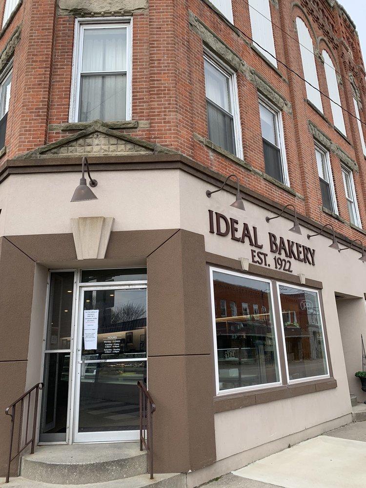 Ideal Bakery: 101 W Madison St, Gibsonburg, OH