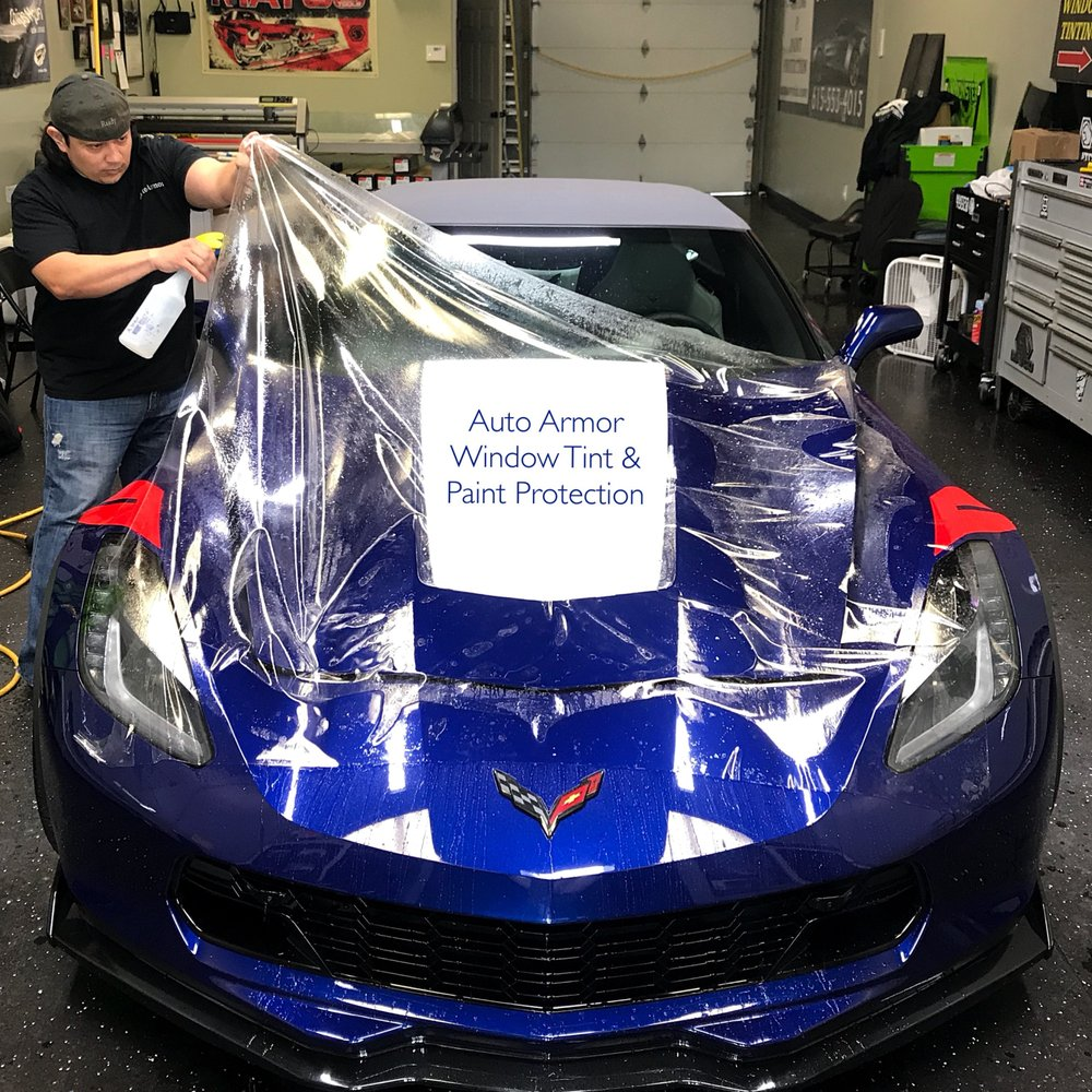 Auto Armor Paint Protection Film