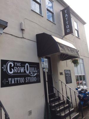 01da7b772 Photo of The Crow Quill Tattoo Studio - Southampton, United Kingdom