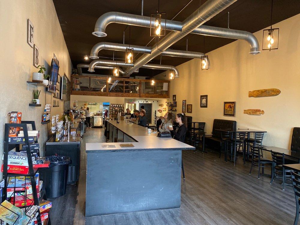 Fine Brewed Cafe: 507 Sherman Ave, Coeur d'Alene, ID