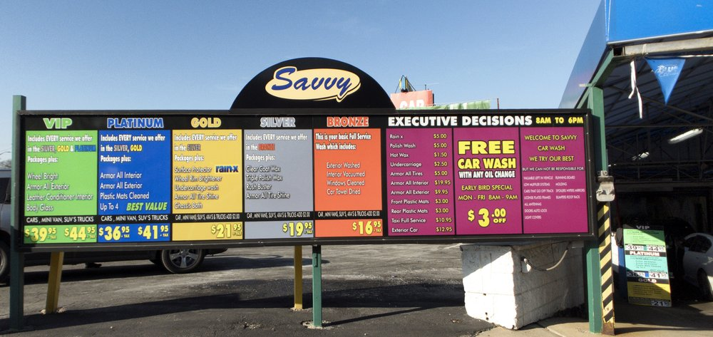 Savvy Car Wash