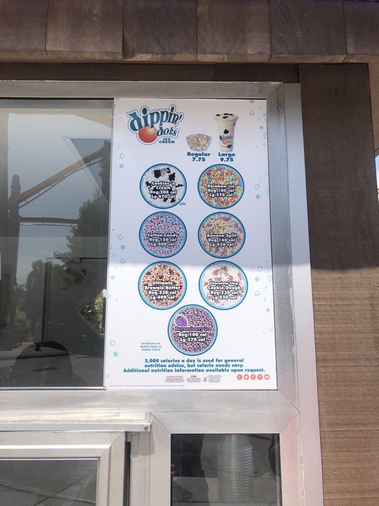 Dippin' Dots: 8039 Beach Blvd, Buena Park, CA