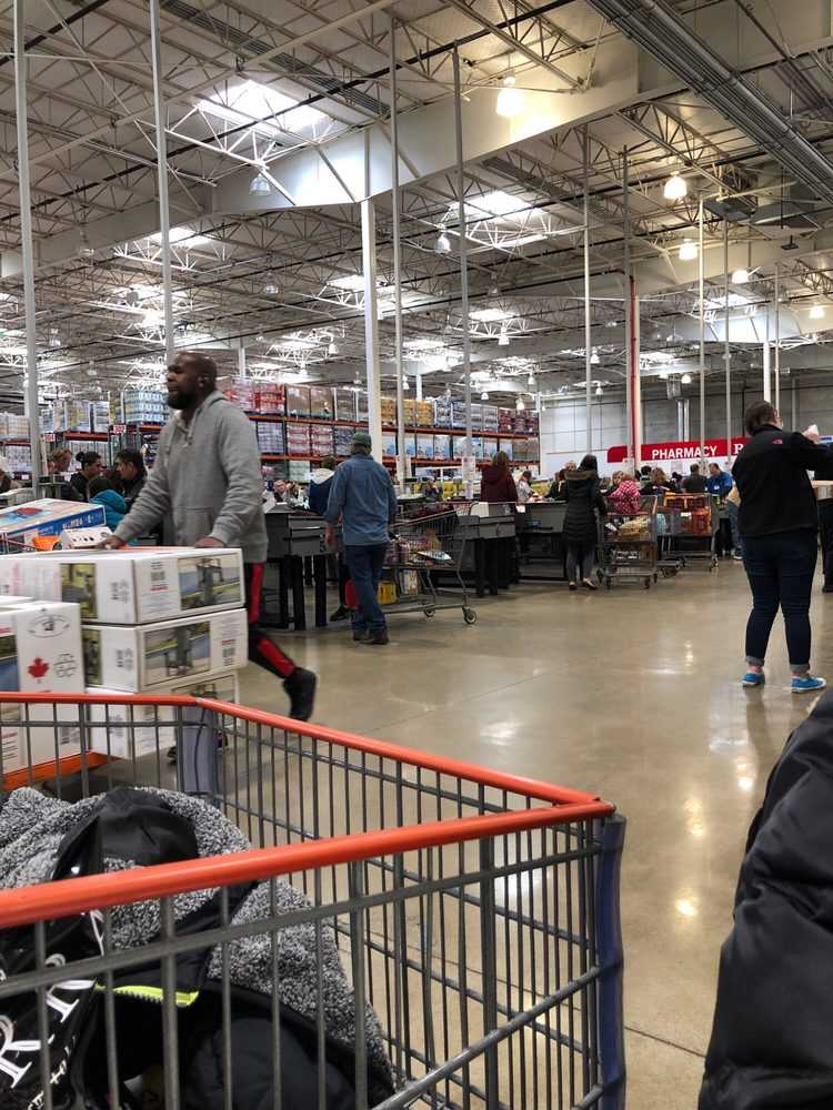 Costco Wholesale: 250 N Randall Rd, Lake In the Hills, IL