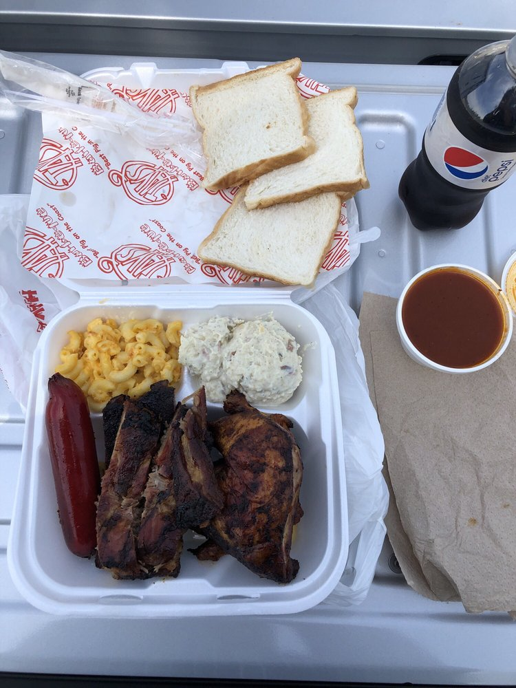 Tay's Bbq: 6522 Highway 63, Moss Point, MS