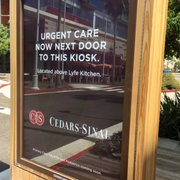 Cedars-Sinai Urgent Care - 45 Reviews - Urgent Care - 12746