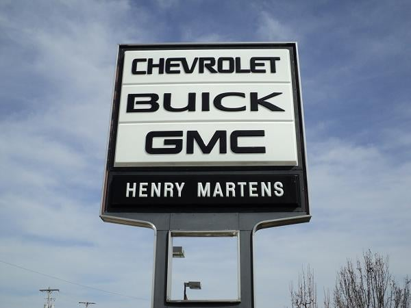 Henry Martens Chevrolet Buick Gmc In Leavenworth A Autos