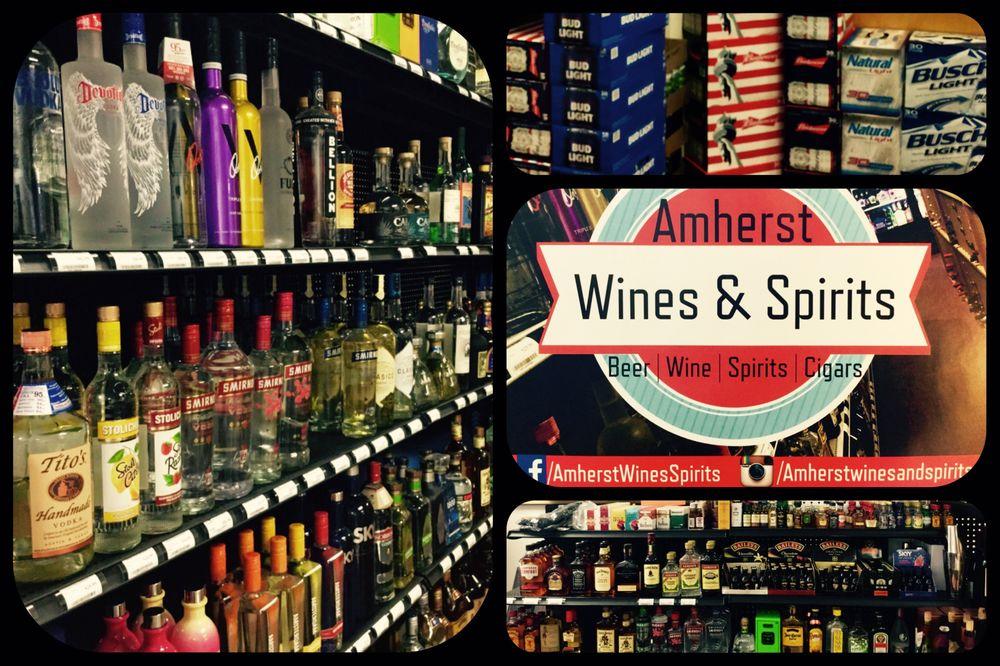 Social Spots from Amherst Liquors