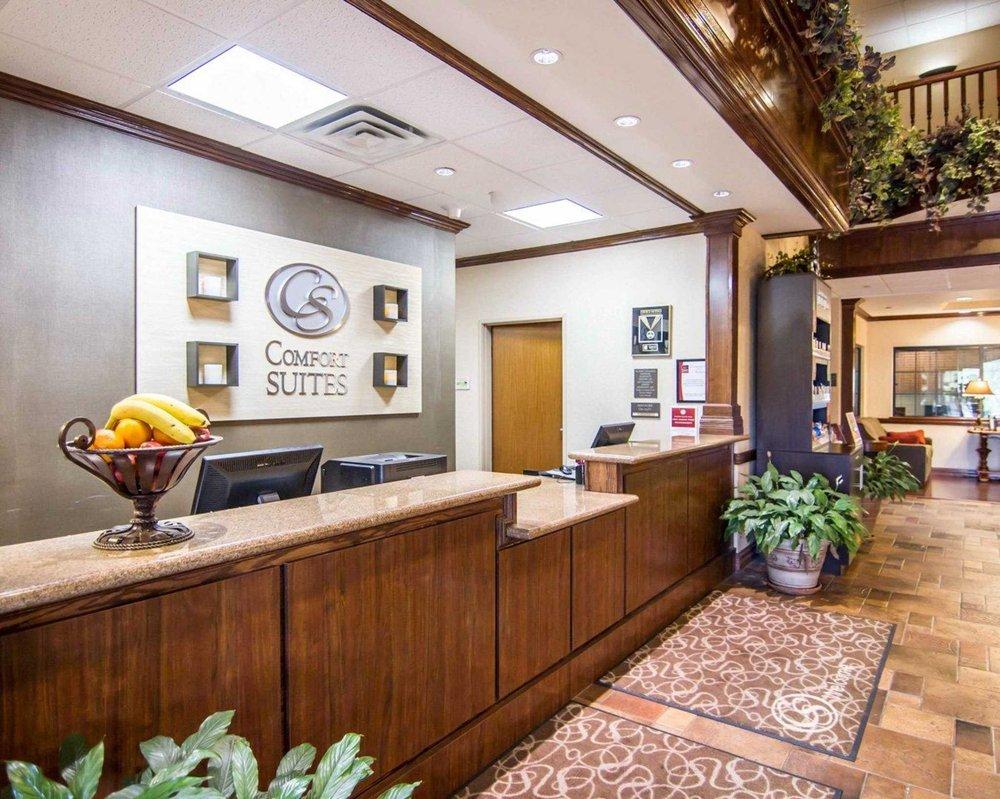 Comfort Suites Marshall: 5204 S East End Blvd, Marshall, TX