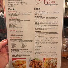 Photos for Hell\'s Kitchen | Menu - Yelp