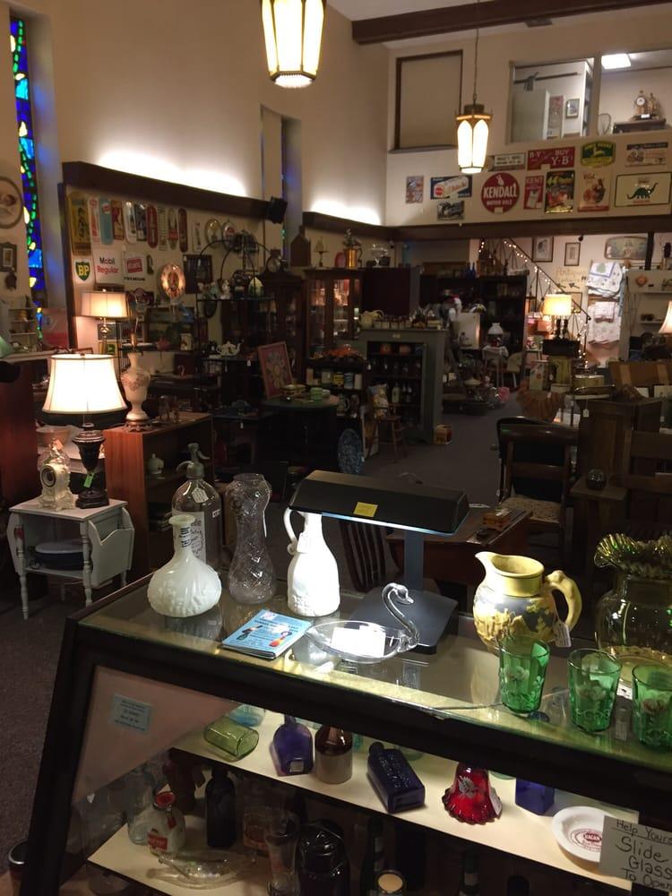 sutersville antique mall: 419 5th Ave, Sutersville, PA
