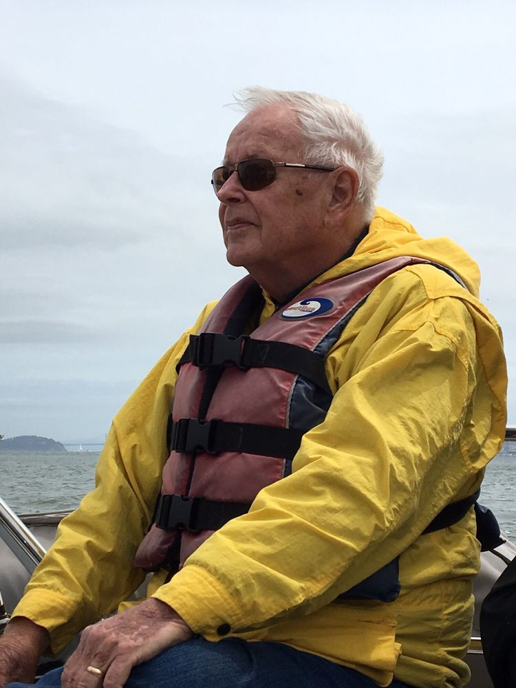 Captain Kirk's San Francisco Sailing