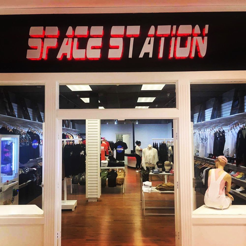 Space Station: 7700 E Kellog Dr, Wichita, KS